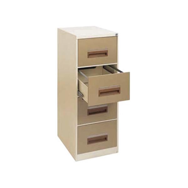 Steel Storage - 4 Drawer Filing Cabinet