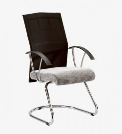 T2000 Visitors wishbone armrests Chair