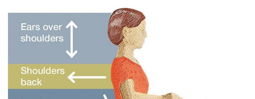 Top Tips for Good Posture at the Office