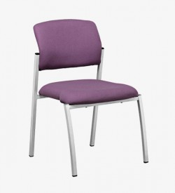 Isisulu 4-Legged Side Chair - Purple