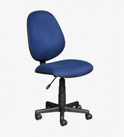 Maxi Mid Back Operators Chair - Blue