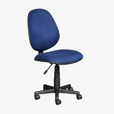 Maxi Mid Back Operators Chair – Blue