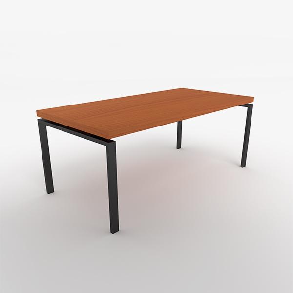 Margin lite rectangular coffee table officescene for Table th margin
