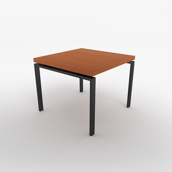 Margin lite square coffee table officescene for Square coffee table with seating underneath