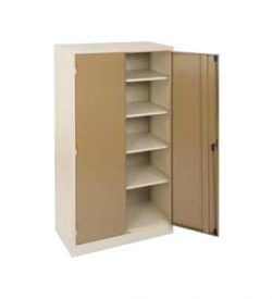 Steel Storage Cupboard 4 adjustable shelves