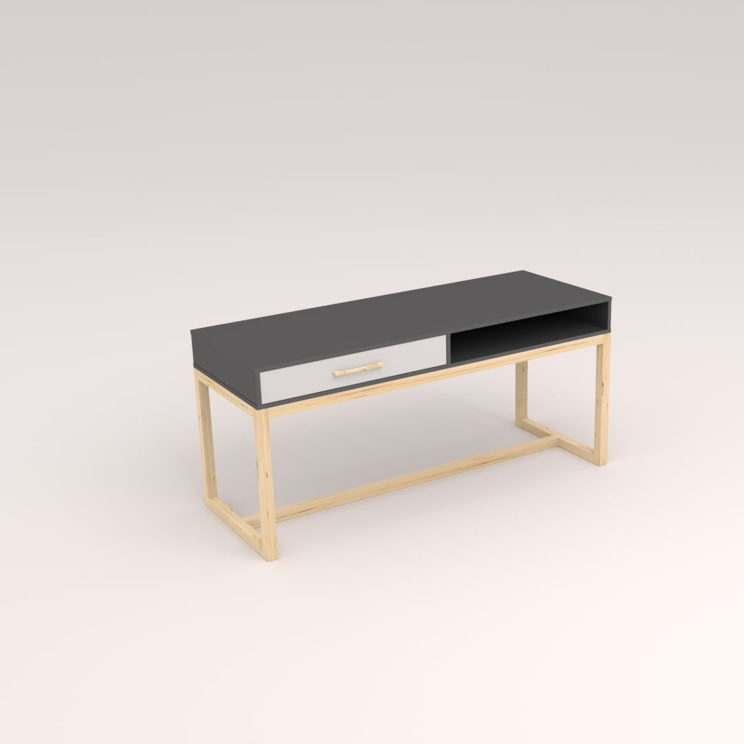 Square Frame Desk