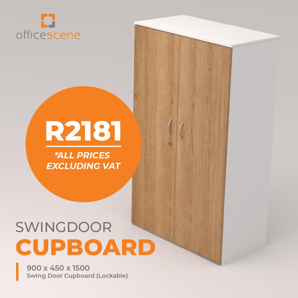 Swingdoor Cupboard