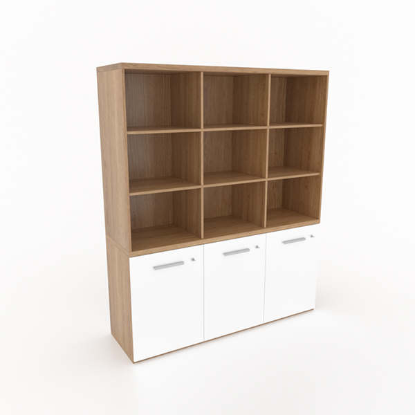 Lola Coffee Table With Storage: Lola Wall Unit