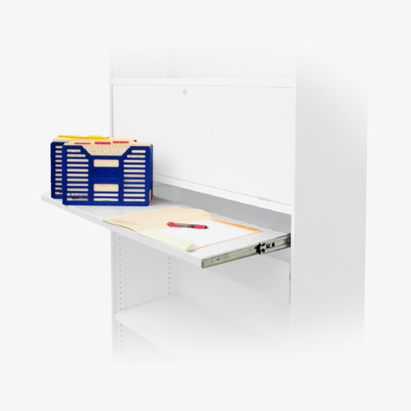 Pull Out Working Shelf